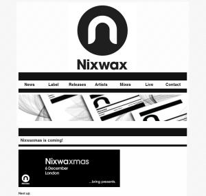 Nixwax